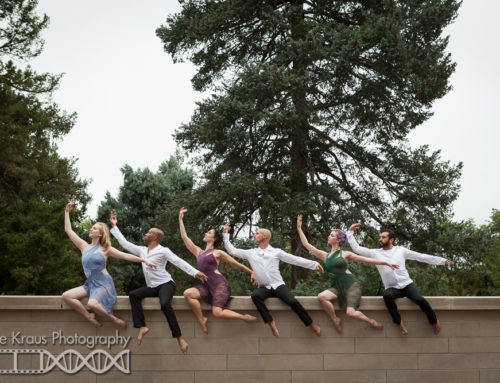 Park Hill Dance Collective in the Rain | Denver Dance Photography