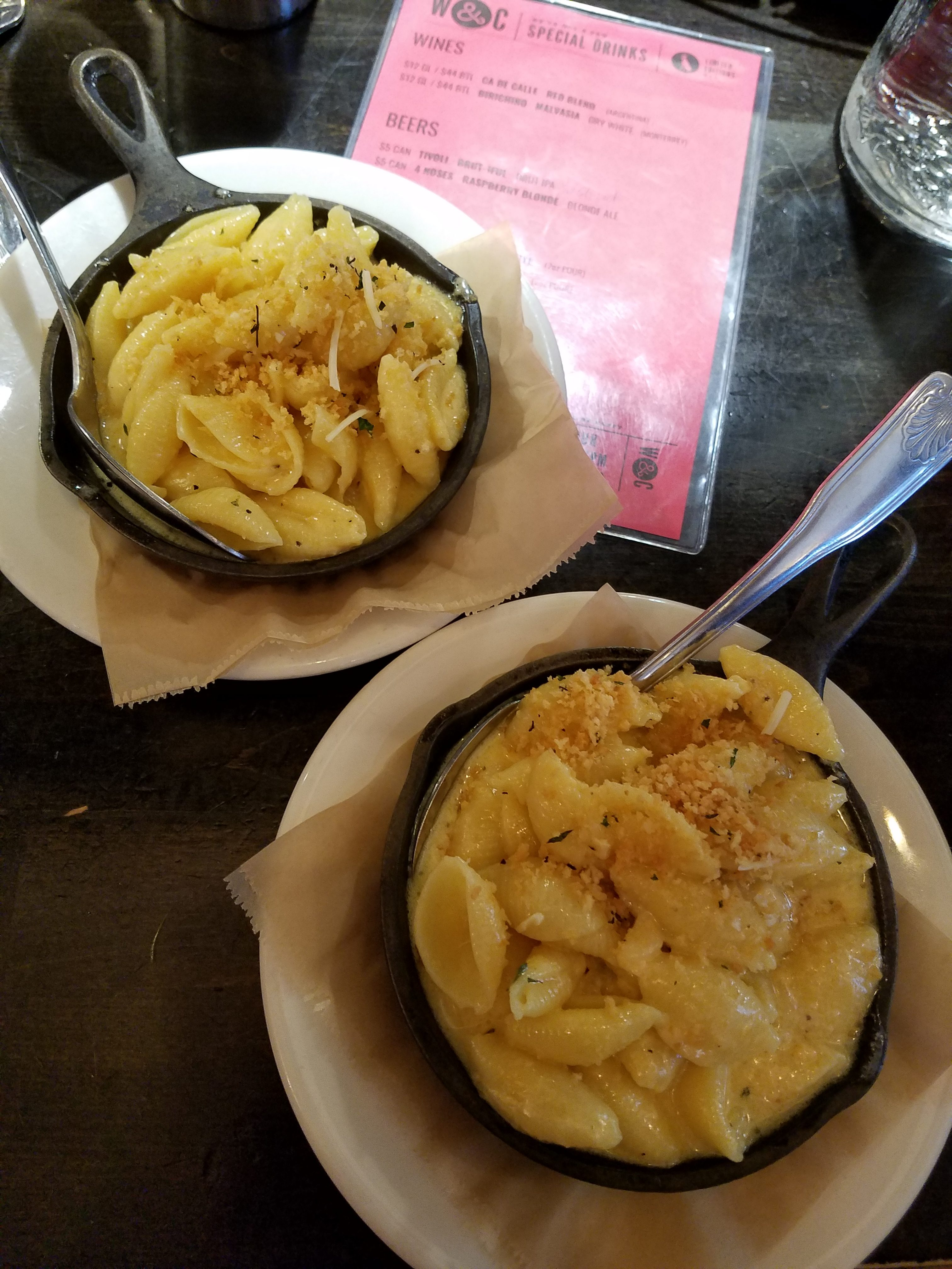 denver macaroni and cheese