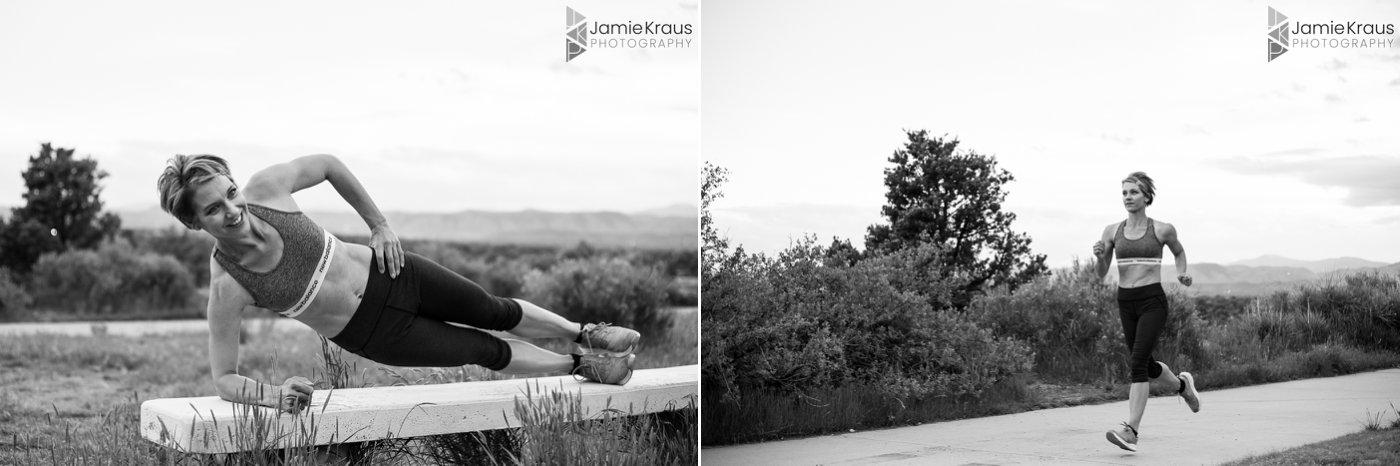denver fitness marketing images