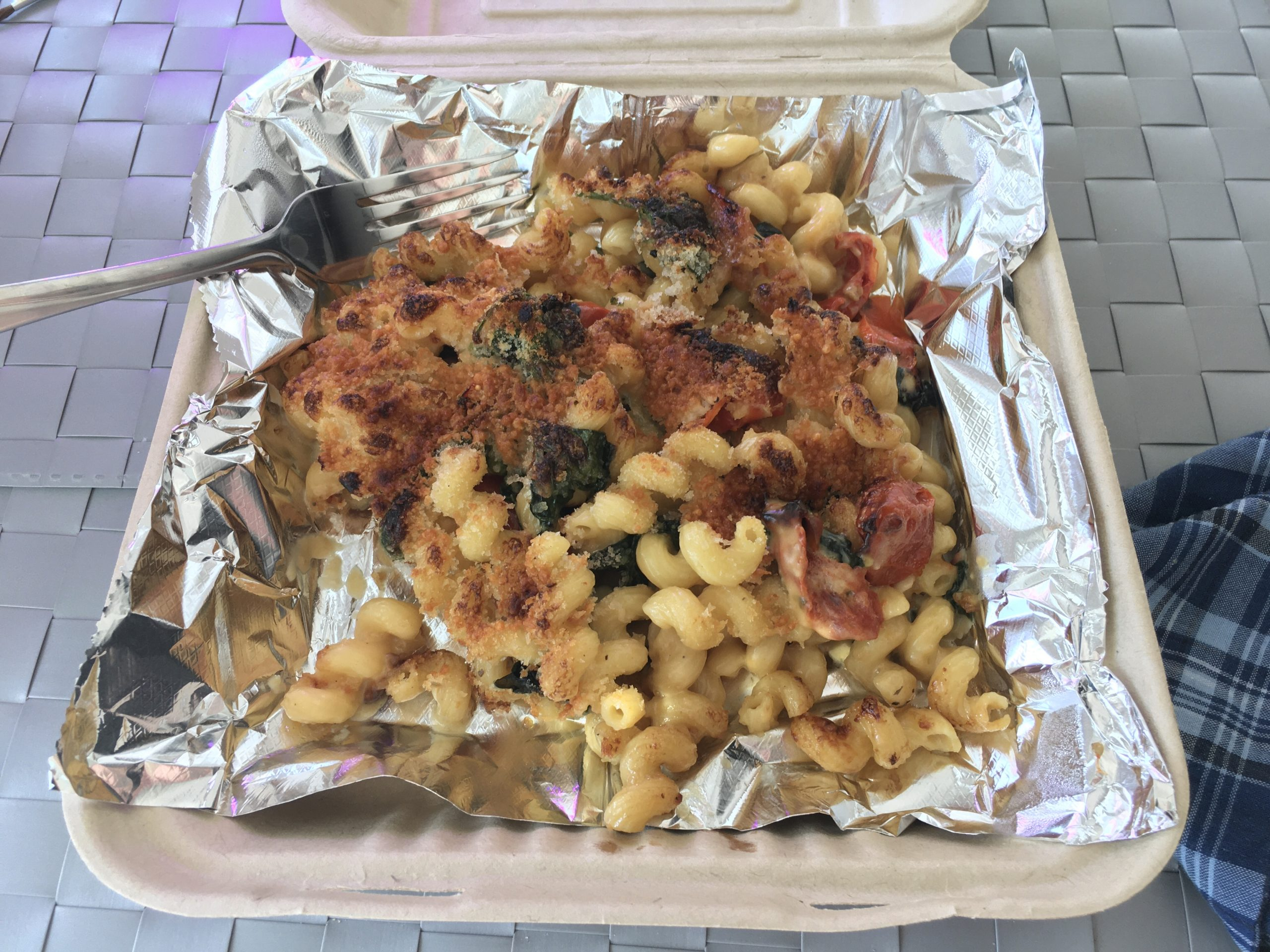 denver mac and cheese