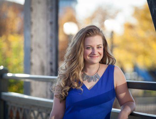Opera Singer Leah | Denver Headshot Photography