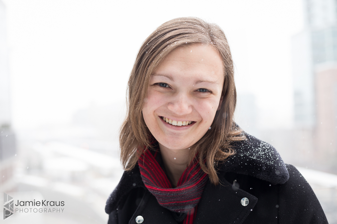 denver winter portrait photography
