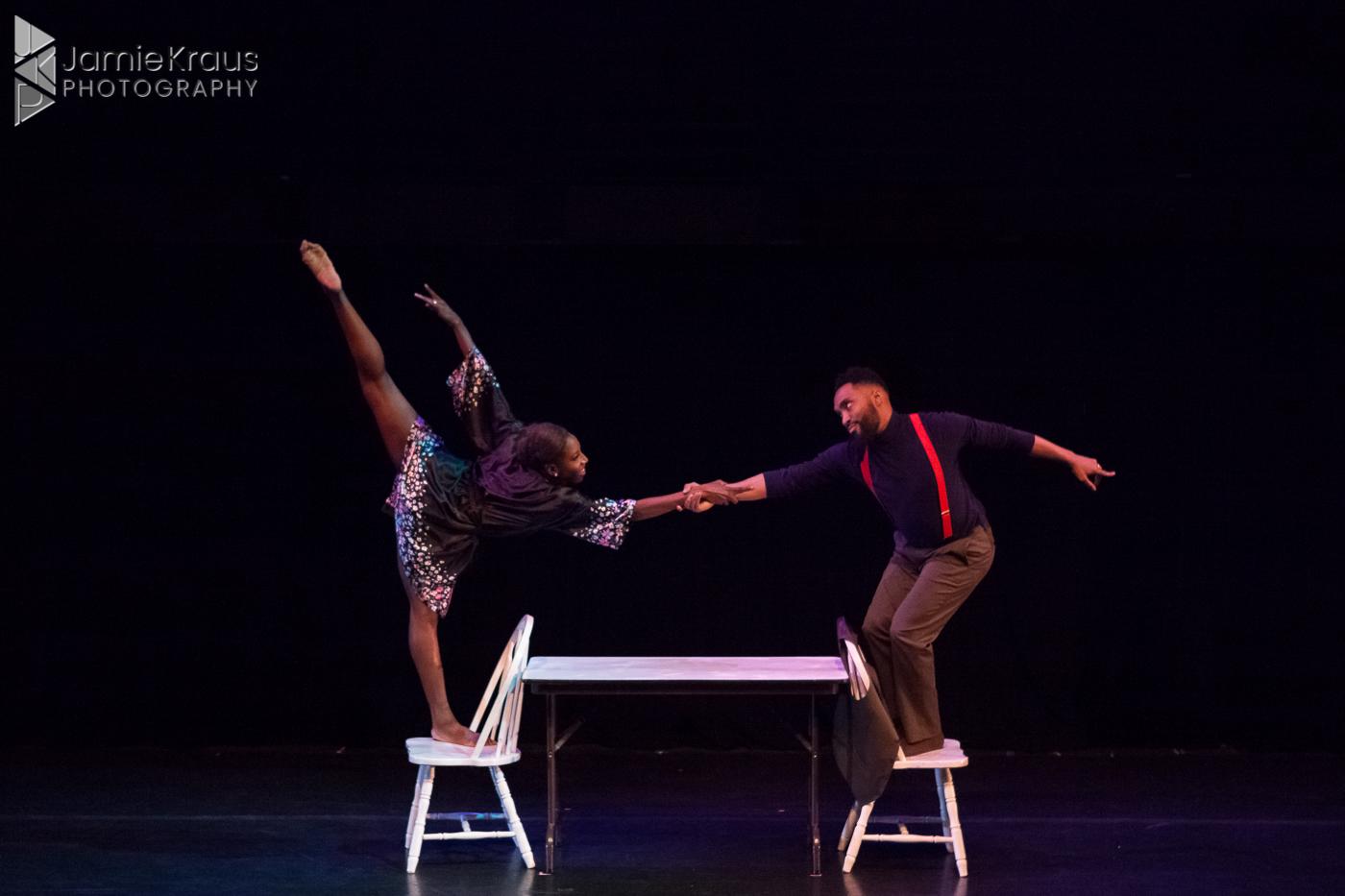 denver dance festival photography
