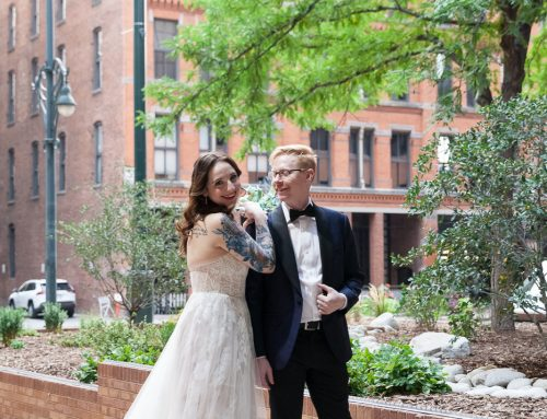 Downtown Denver Wedding | Kyra and Ben