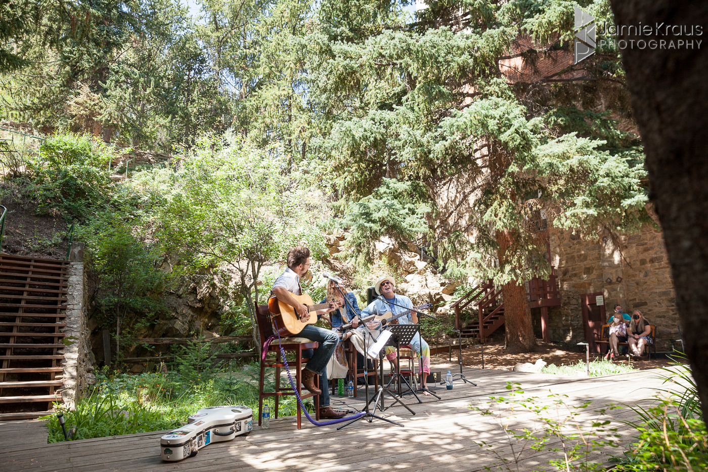 colorado al fresco music