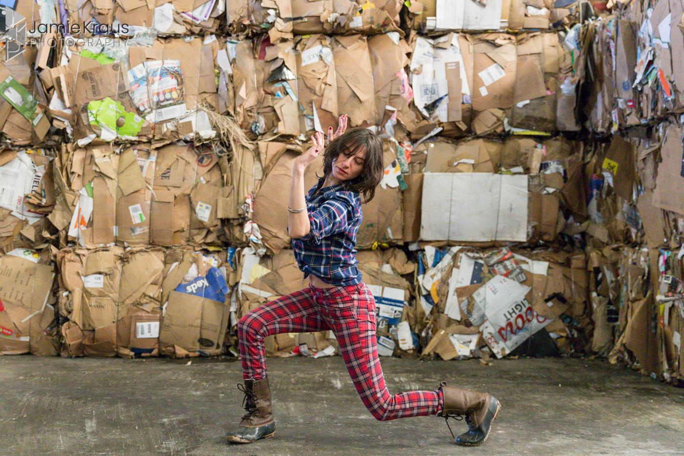 dance warriors trash