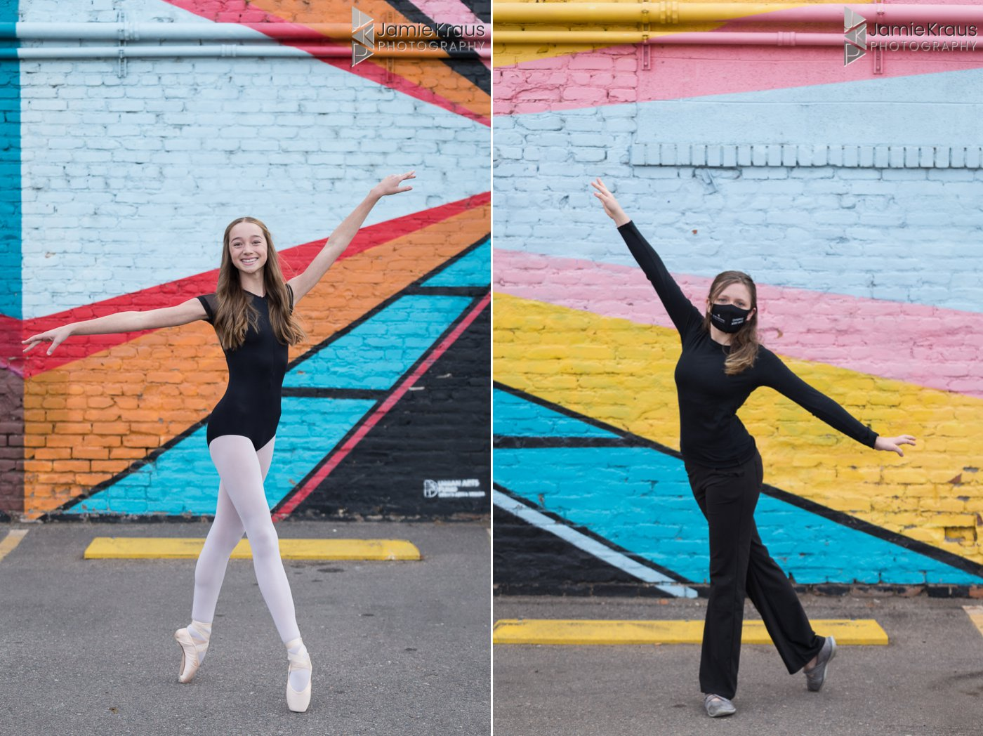 denver dance school photoshoot