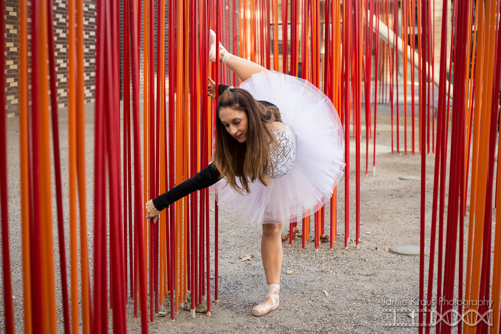 creative dance photography in Denver