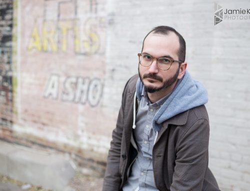 Music Producer Max | Denver Musician Headshots