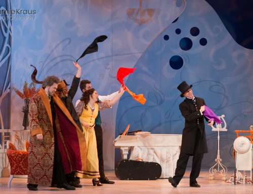 Denver Opera Photographer | Barber of Seville