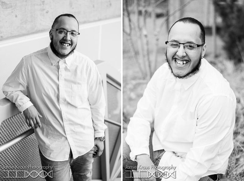 senior male portraits