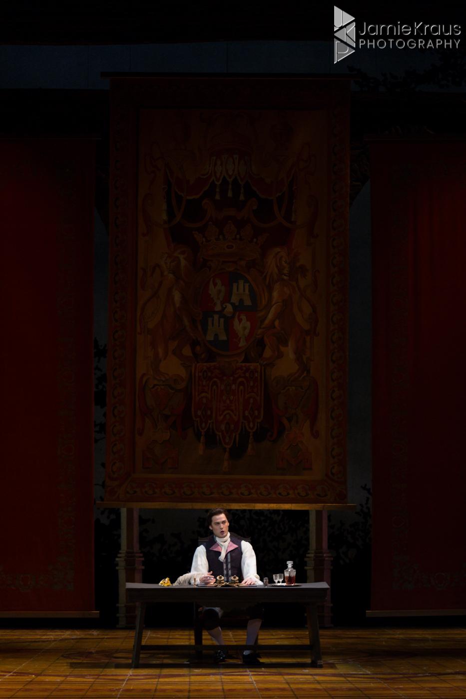 opera student matinee performance